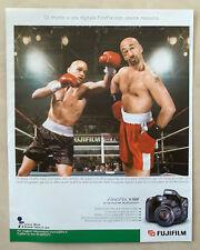 B697-Advertising Pubblicità-2004 - FUJIFILM FINE PIX S 7000