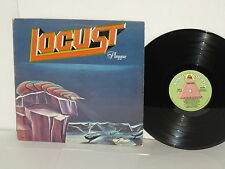 LOCUST Playgue LP 1976 Court Hawley Hold On To America Blood In The Hand Madonna