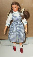 1974 Mego The Wizard of Oz Dorothy 8 inch Doll is Missing her basket w/Toto