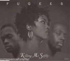 FUGEES (REFUGEE CAMP) - Killing Me Softly (UK 4 Trk CD Single)