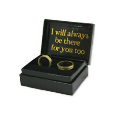 """TWILIGHT New Moon - """"Always Be There"""" Boxed Jewellery Ring Set (NECA) #NEW"""