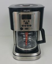 KRUPS 14-cup programmable coffee maker EC3240 Thermobrew