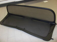 Mini Cooper F57 2016-2017  Convertible Wind Deflector Screen Black Genuine  OEM