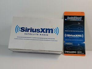 Sirius XM Onyx EZ Dock &Play Radio W/ Home Kit XEZ1 w/ Premium XM Radio Card