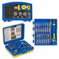 Screwdriver Kinzo Precision Sets Bits Head Magnetic Holder Mini Case Pocket Tool