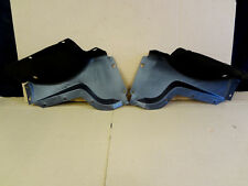 1958 Ford Pr Front Fender RADIATOR SIDE AIR DEFLECTOR PANELS Shield Core Support