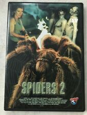 Spiders 2 - DVD - uncut - Kult Horror - wie neu
