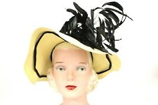 2abcdb514 Fedora 1940s Vintage Hats for Women for sale | eBay