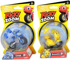 Ricky Zoom Single Figures