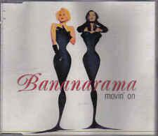 Bananarama-Movin On cd maxi single