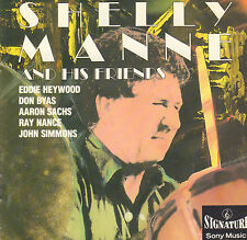 SHELLY MANNE AND HIS FRIENDS (1933 US JAZZ CD REISSUE)