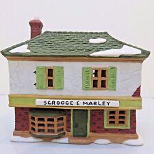 Dept 56 1986 Dickens Series Holiday Village Building, A CHRISTMAS CAROL, No Box