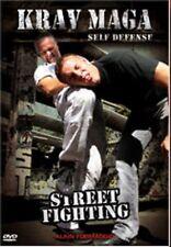 DVD - Krav Maga - Streetfighting - Self defense, DVD - 247
