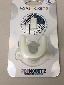 Popsockets Popmount 2 Multi-Surface Mount Glow In The Dark    PM02