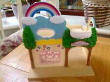 Sylvanian Families Rainbow Nursery School Building - No Figures/Accessories