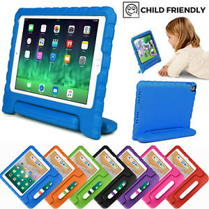 Shockproof Tough Kids Eva Foam Stand Case Cover For iPad Air Mini 1/2/3/4/5 9.7