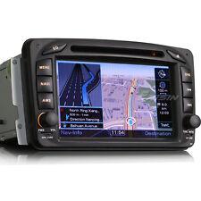 Autoradio Mercedes-Benz W203 W209 W639 W463 GPS Navi 3G CD DVD Bluetooth 7507GF