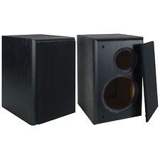 "Dayton Audio BR-1CAB BR-1 6-1/2"" 2-Way Cabinet Pair"