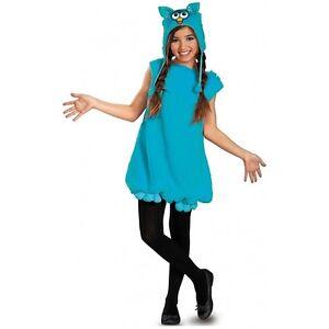 Fun Teal Voodoo Furby Deluxe Trendy Tween Costume by Disguise