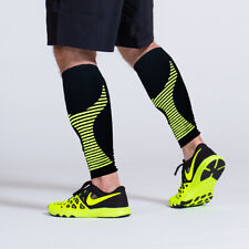 Calf Sleeves Compression Leg Support Sports Running Shin Splints For Pain Relief