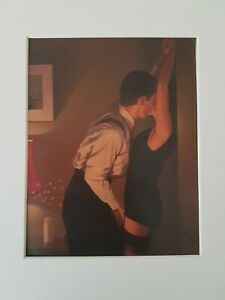 Jack Vettriano Game On Mounted Art Print Special Offer NEW