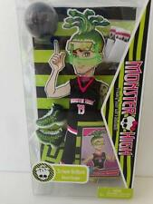 Monster High Doll Deuce Gorgon  Fashion Pack Scream Uniform FACTORY SEALED 2010