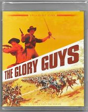 The Glory Guys -Twilight Time 1965 Blu ray New All Regions Free Registered Post