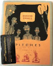 Stitches: A Memoir by David Small (English) Hardcover Book