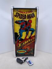 Aurora Spiderman LED Display light sign box