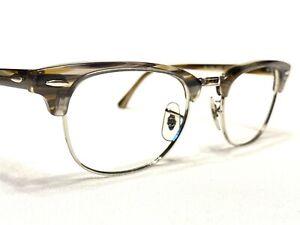 Ray Ban RB5154 5749 Mens Womens Brown Clubmaster Eyeglasses Frames 49/21~140