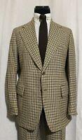 Mens Vintage Suit 40R
