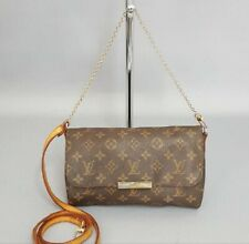 Louis Vuitton Favorite Monogram Shoulder Crossbody Handbag MM