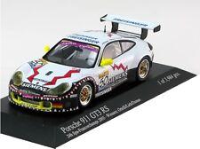 MINICHAMPS 400036950 PORSCHE 911 GT3 RS 24H SPA 2003 WINNER ORTELLI 1.43