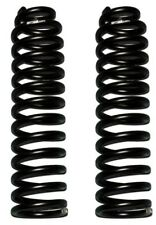 Skyjacker TJ40FS Softride Coil Spring 4 in. Lift. Front. 1 Pair  (Black)