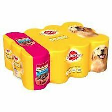 Pedigree Can in Loaf 12 Pack - 400g - 117508