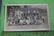 tolles altes Foto - Klassenfoto - Knabenschule ?  Berlin-Pankow Umgebung ?