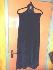 Velvet Maxi Original Vintage Dresses for Women