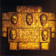 Benediction ‎– The Dreams You Dread CD NEW