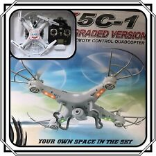 *X-5c-1 4 CH Remote Control Quadcopter Drone  New*