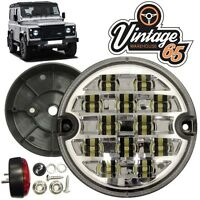 Land Rover Defender 95mm NAS style LED Reverse Upgrade Light Lamp Base Fixings