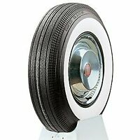 Coker Tire 57700 Coker Classic Wide Whitewall Bias Ply Tire