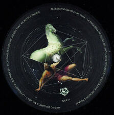 "Alessio Viggiano & Mr. Deka – La Paradoja De Sonar EP NEW VINYL 12"" TECHNO"