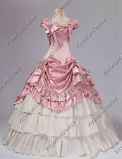 Southern Belle Princess Fancy Dress Ball Gown Theater Halloween Costume 270 M