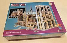 Puzz 3D Notre-Dame de Paris Puzzle - 952 Pieces - Sealed in Box!