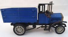 Ziss Modell MAN  - Erster Diesel - Lastwagen 1923/24 Pritsche LKW blau