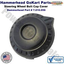 Hammerhead Steering Wheel Cover Mid Mini Go Karts Mudhead Torpedo 80T 7.010.056