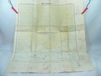 AM DJÉMÉNA TCHAD 1959 1:200.000 Ancienne carte d'Afrique A.E.F & Cameroun IGN