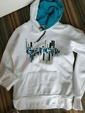 Great Condition Bench White Hoodie Size Large