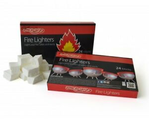 Bar-Be-Quick Lighting Cubes - x28 units / 1 case