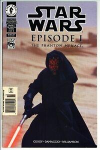 Star Wars: Episode 1 Phantom Menace #3 FN/VF Darkhorse (1999) -Newsstand